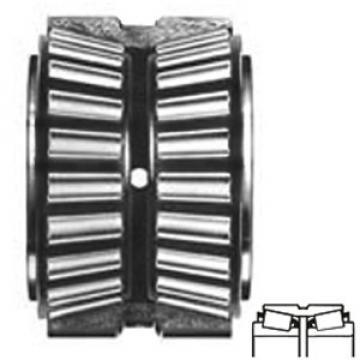 TIMKEN HM237545NA-90155 Rodamientos de rodillos cónicos