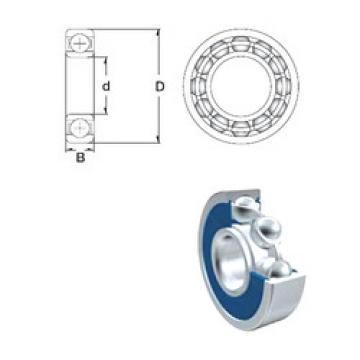 Rodamiento S61701-2RS ZEN