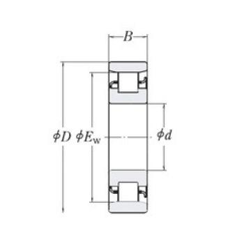 Rodamiento LRJ11.1/2 RHP