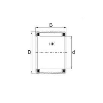Rodamiento HK1010 ZEN