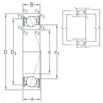 Rodamiento VEB 95 /S 7CE1 SNFA
