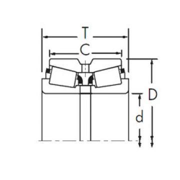 Rodamiento 495AS/493DC+X1S-495AS Timken
