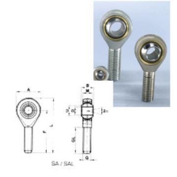 Rodamientos SAL22T/K CRAFT