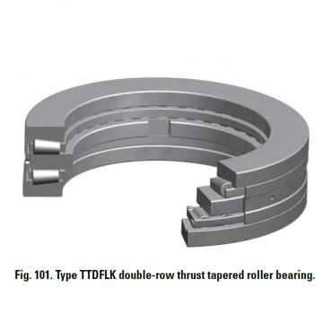 Bearing T6110F Thrust Race Double