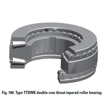 Bearing T10400F Thrust Race Double