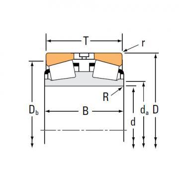 Bearing EE330116D 330166
