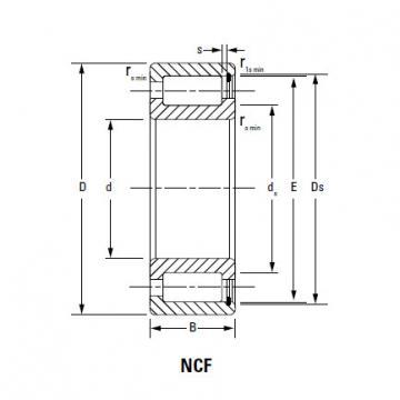 Bearing NCF18/500V