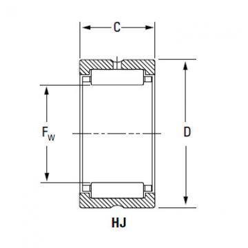 Bearing HJ-688432