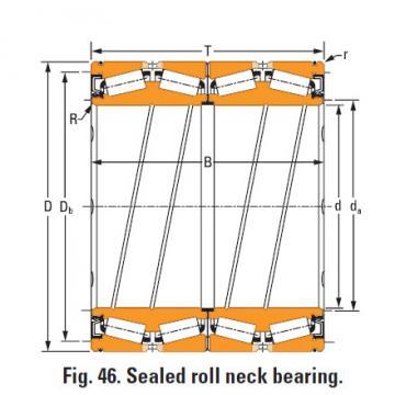 Bearing Bore seal 538 O-ring