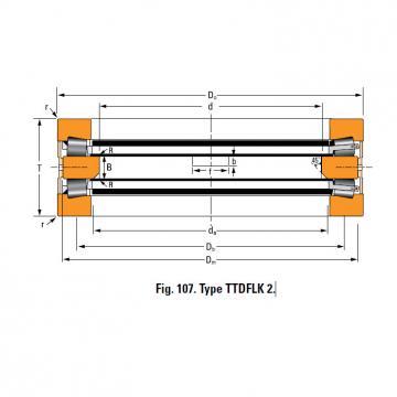 Bearing T9130FW Thrust Race Double